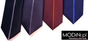 Krawaty są również dla Pań